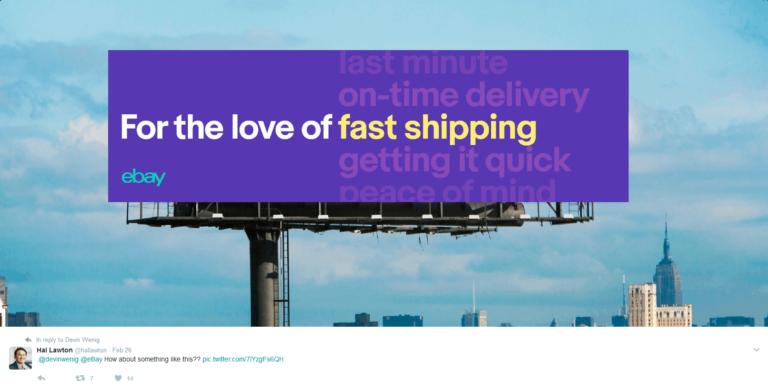 eBay's New Aggressive Marketing Strategy Revealed