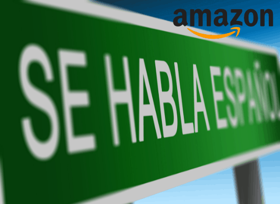 Amazon Rolling Out Spanish Option on U.S. Website