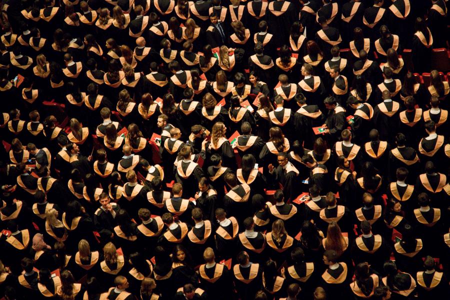college graduation post banner