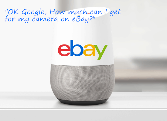 eBay is Collaborating with Google to Bring Shopping to Google Home Devices