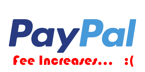 PayPal Changing Fees for U.S. Sellers
