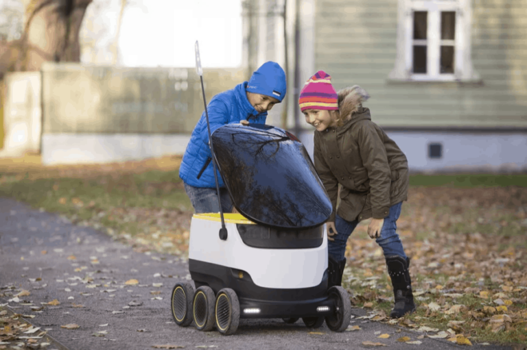 Two is A Trend, More Delivery Robots Coming to U.S. Neighborhoods