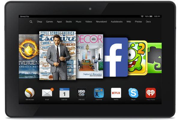 Amazon now offers self enrollment for digital subscription providers