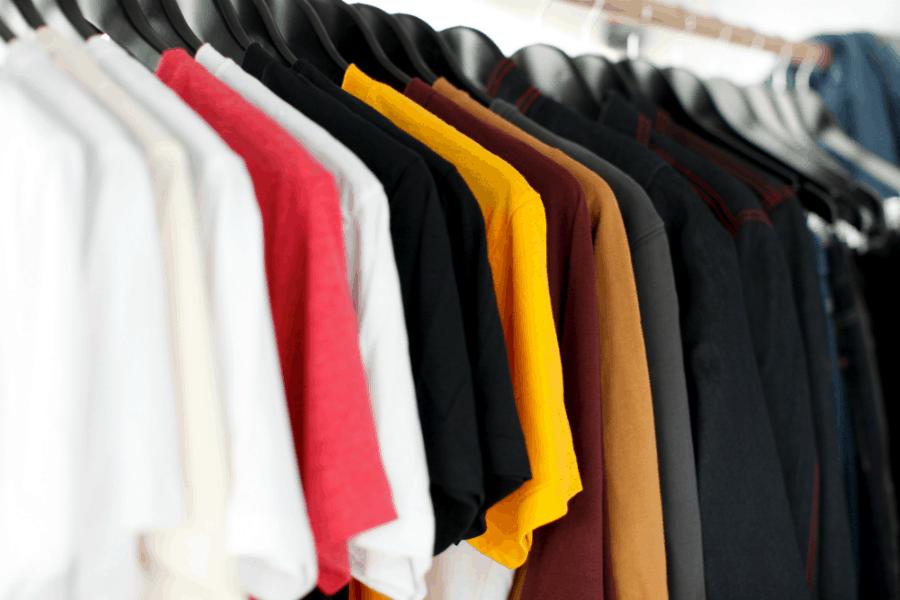 Shirts Display