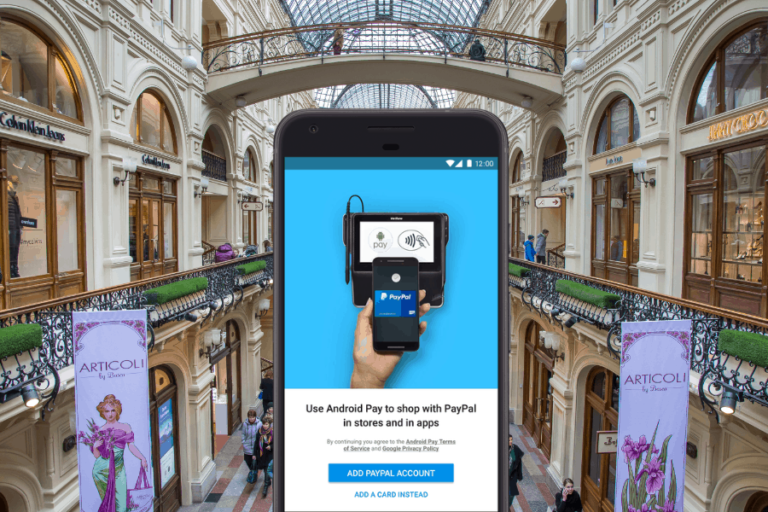 Paypal enables more mobile payments in partnership with Google