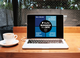 Paypal Business in a Box