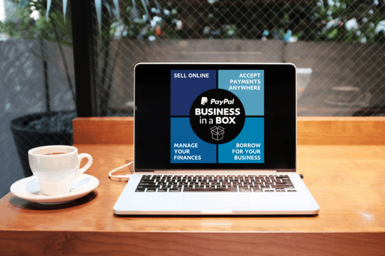 PayPal launches small business tool set 'Business in a Box'