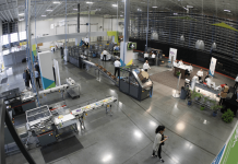 UPS Sealed Air Innovation Center