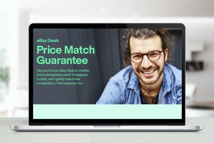 Image: eBay | eBay Deals Price Match Guarantee