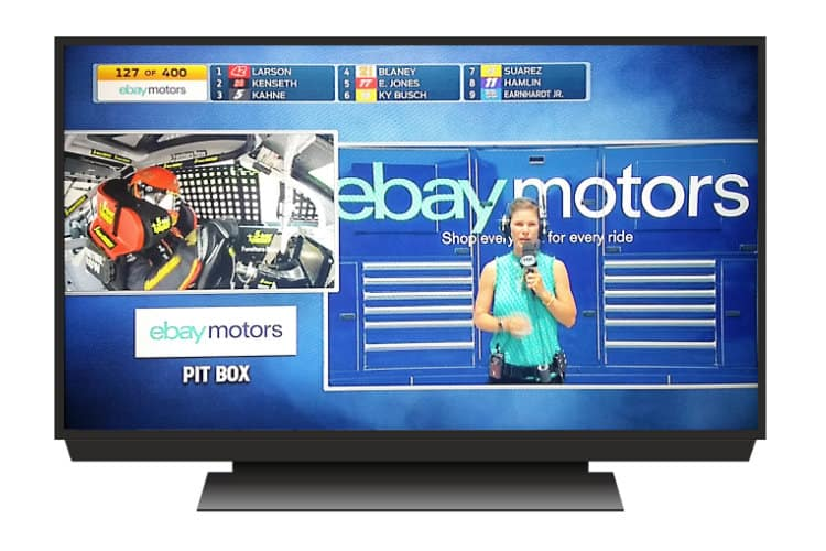 eBay Pushes Forward with TV Advertising