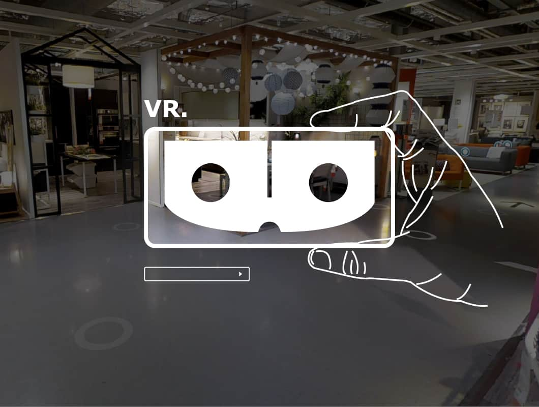 Image: Ikea | Experimental VR Store