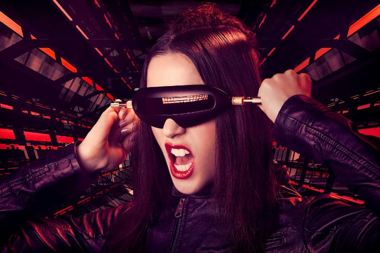 Virtual Reality Shopping is Here
