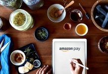 Image: Amazon | Amazon Pay on Tablet