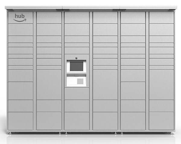 Amazon offering private lockers for residential buildings