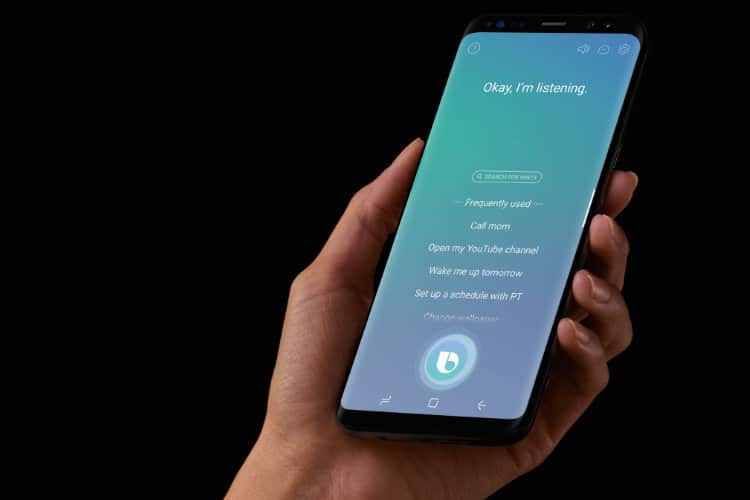 Samsung Launches Voice Capabilities for Bixby in U.S.