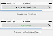 Image: Shopify | SSL Checkout