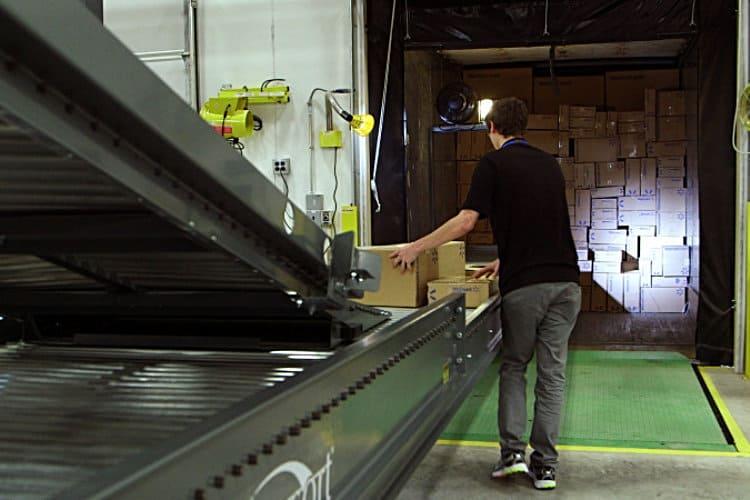 Image: Walmart | Loading Dock eCommerce Operation