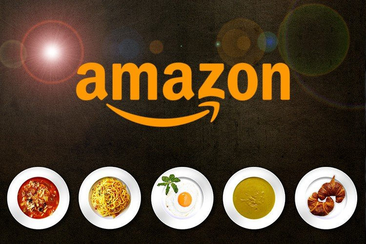 Amazon Looking To New Food Technology