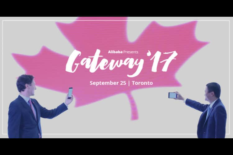 Alibaba Gateway 17 Coming to Toronto September 25