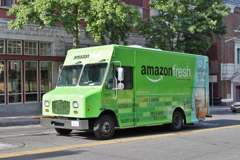 Amazon Launches Grocery Delivery to Amazon Business Customers
