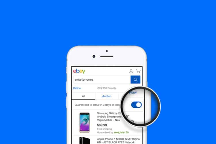 eBay Invites Sellers to Join Guaranteed Delivery Program