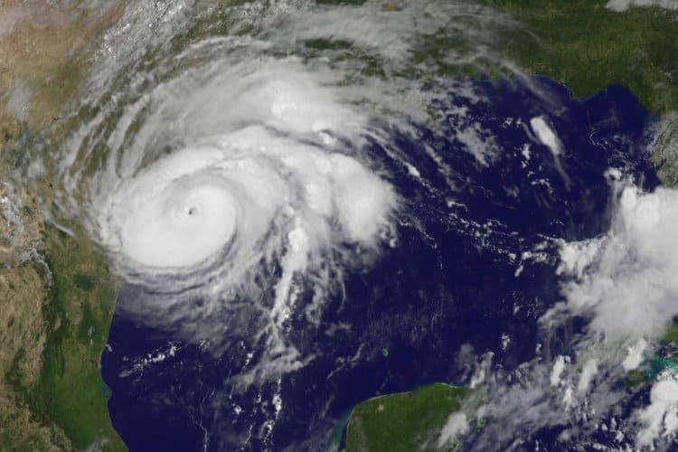 Image: NASA | Hurricane Harvey
