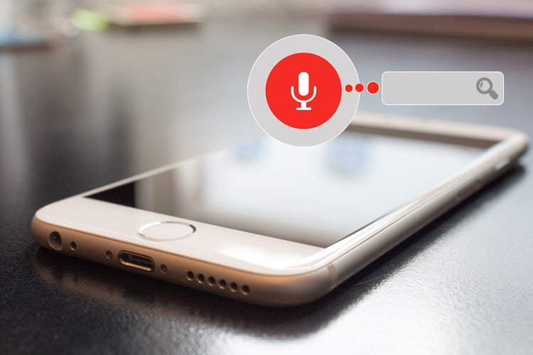 new voice search technology ecommerce
