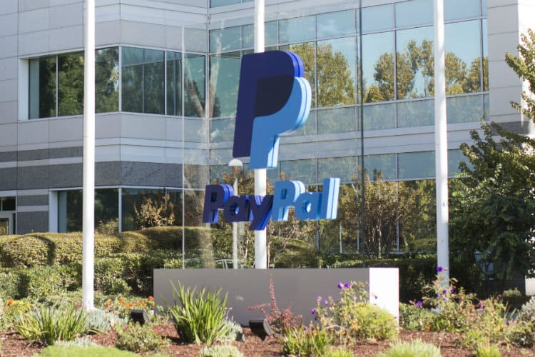 Image: PayPal | Campus Logo Monument