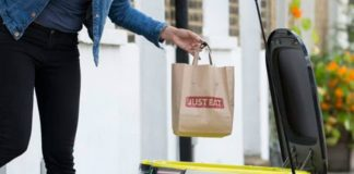 Image: Just Eat | Robot Delivery