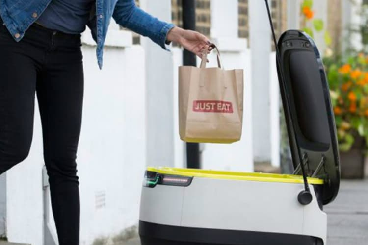Get Things Quicker With Robotic Deliveries
