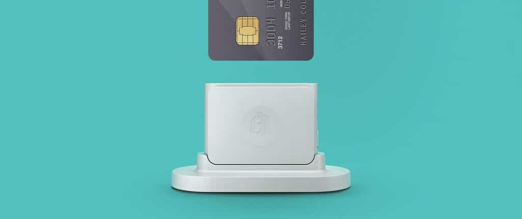 Image: Shopify | Chip & Swipe Reader For Shopify POS