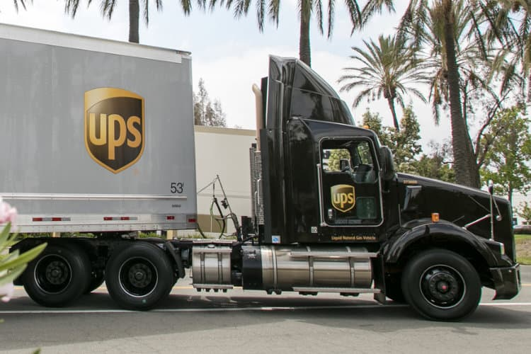 Report: UPS Considering Delivering Bulky Goods