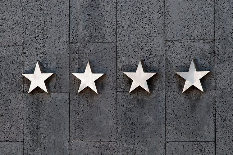 product reviews 4 stars