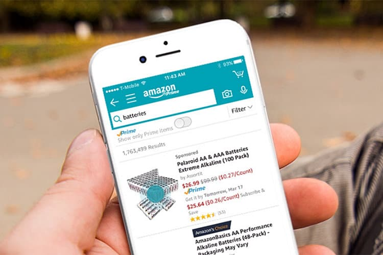 Amazon is the New Search Engine for Products