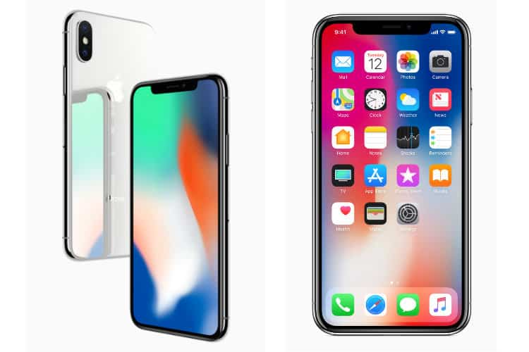 Image: Apple | Iphone X