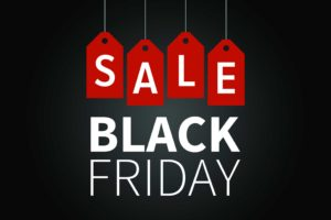 Image: Adobe Stock | Black Friday