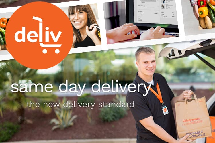 Deliv Expands Its Operations To Challenge Amazon's Prime Now