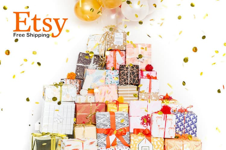 Etsy Marketing Section Includes New Free Shipping Offer