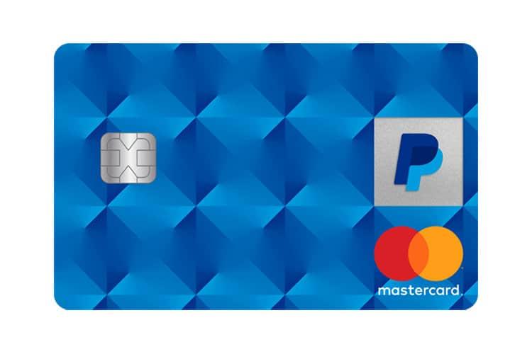Image: PayPal | Mastercard Credit Card