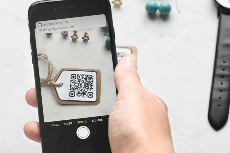 Shopify Launches QR Codes to Make Mobile Shopping Simple
