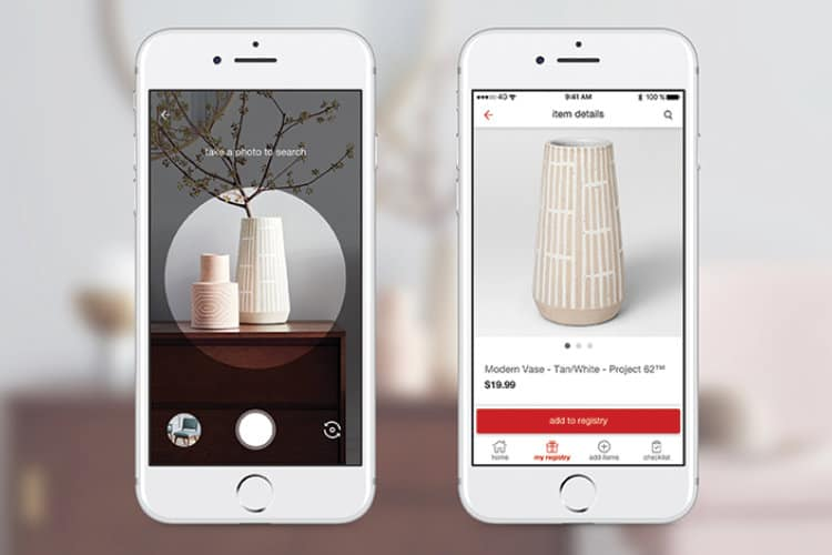 Target and Pinterest Collaborate on Image Search