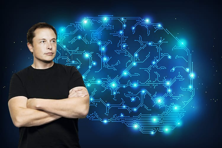 Elon Musk Warns That AI Race Could Lead To War