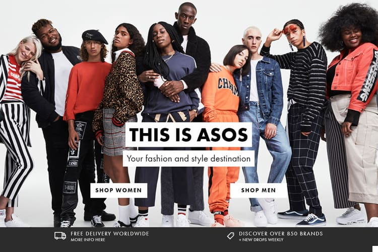 Same Day Delivery By ASOS Instant In London
