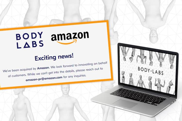 Amazon Acquires Body Labs
