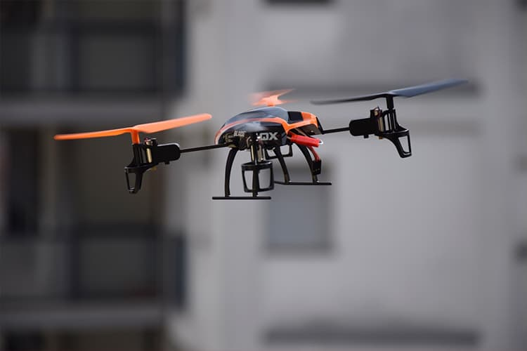 Drones And Robotics Increased Usage In Commerce