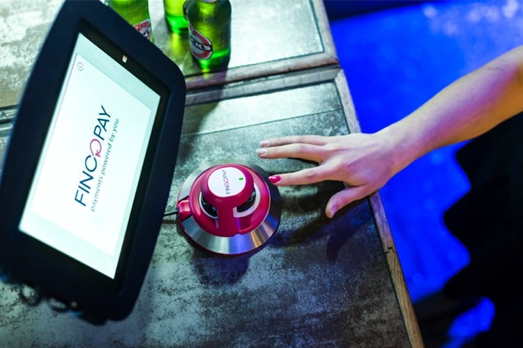 Finger Vein Payment System Now Used In British Supermarket