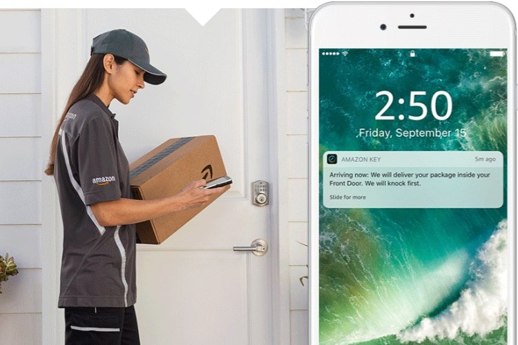 Amazon Joins Walmart to Offer Delivery Into Your Home, Why?
