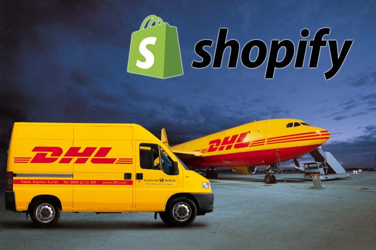 Shopify adds DHL Express to Shopify Shipping