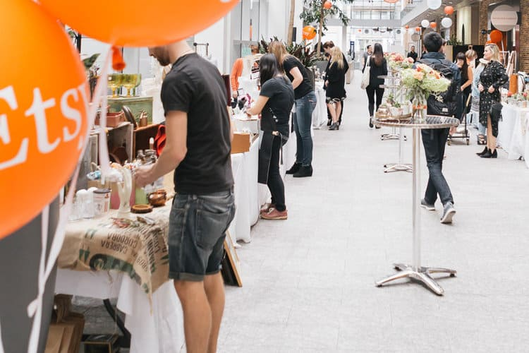 Etsy Teams Up with American Express for Small Business Saturday