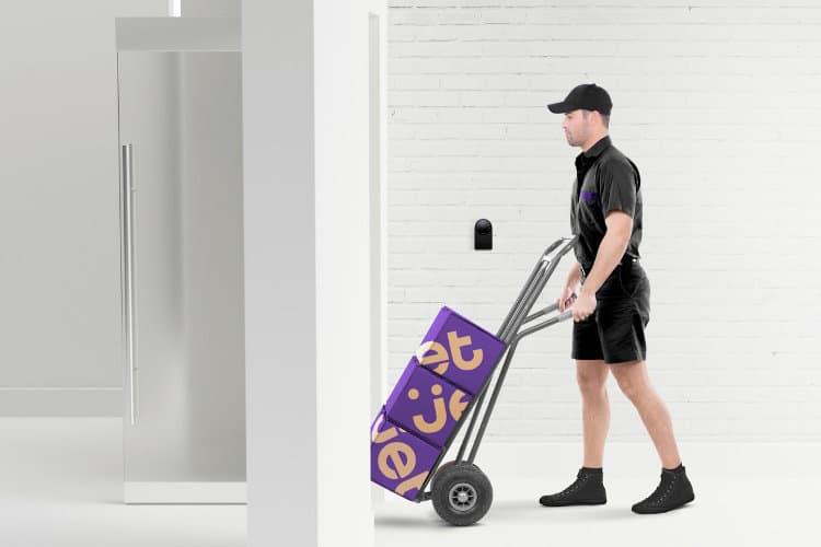 Latch Announces First Unattended Delivery in New York City